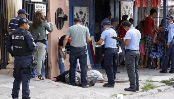 asesinan a periodista, periodista asesinado, Honduras, Víctor Fúnez