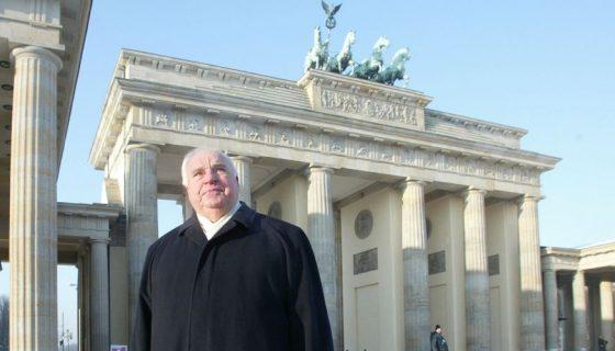Helmut Kohl, Alemania