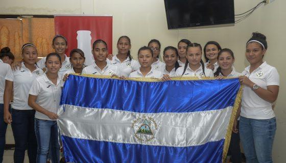 Selección Nicaragüense de Futbol Femenino