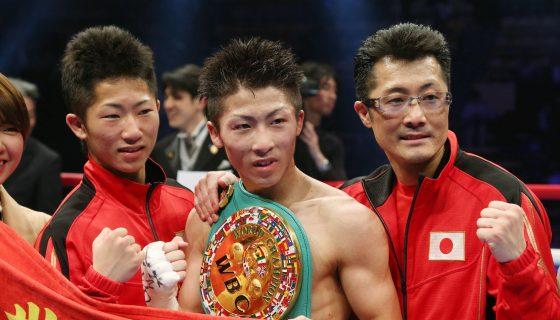 """Naoya """"Monstruo"""" Inoue es el actual campeón de las 115 libras de la OMB y un posible rival para el nica Román González. LA PRENSA/CORTESÍA"""