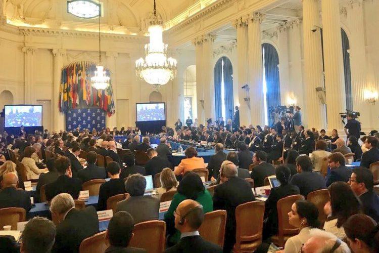 Venezuela no avalará resolución de la OEA sobre el país, afirma canciller