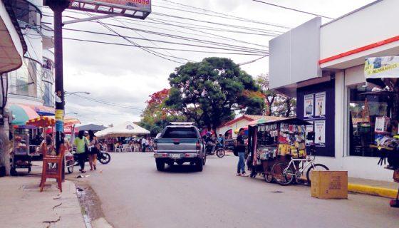 Estelí, comerciantes en Estelí