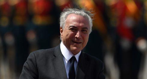 Brasil, Michel Temer, corrupción