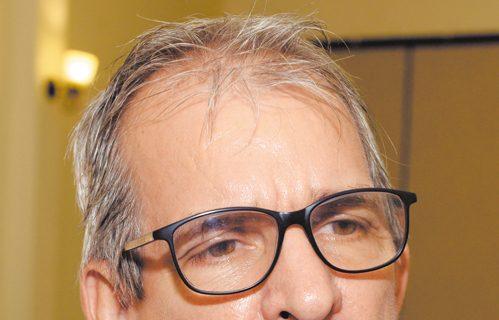 El ex diputado opositor Carlos Langrand. LA PRENSA/ARCHIVO
