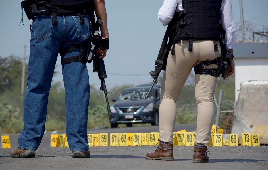 México, violencia