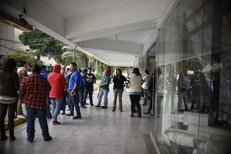 Guatemala, El Salvador, terremoto