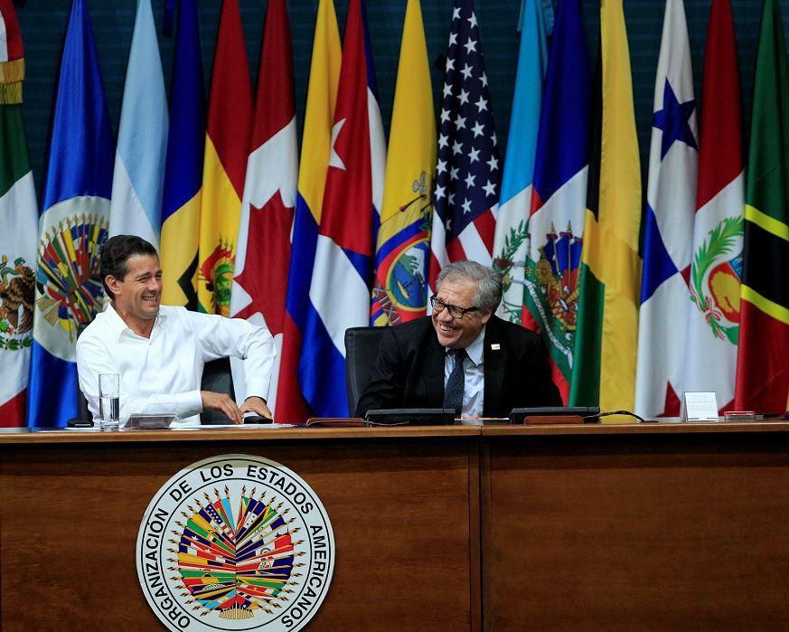 Venezuela se libra de una condena de la OEA gracias a países del Caribe