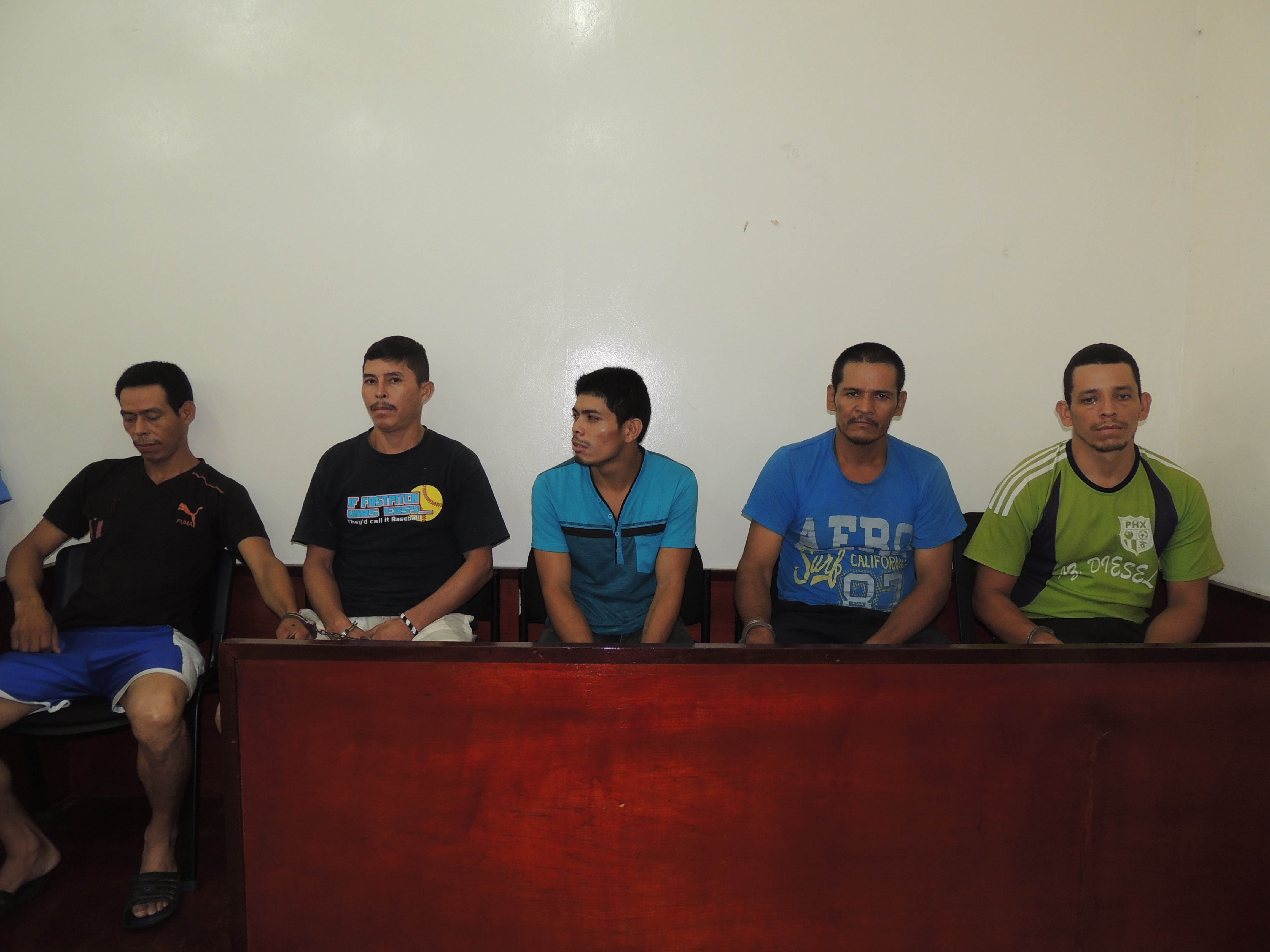 Matagalpa, banda de asaltantes