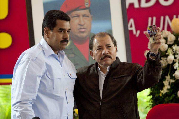 Congreso del FSLN respalda la constituyente de Nicolás Maduro