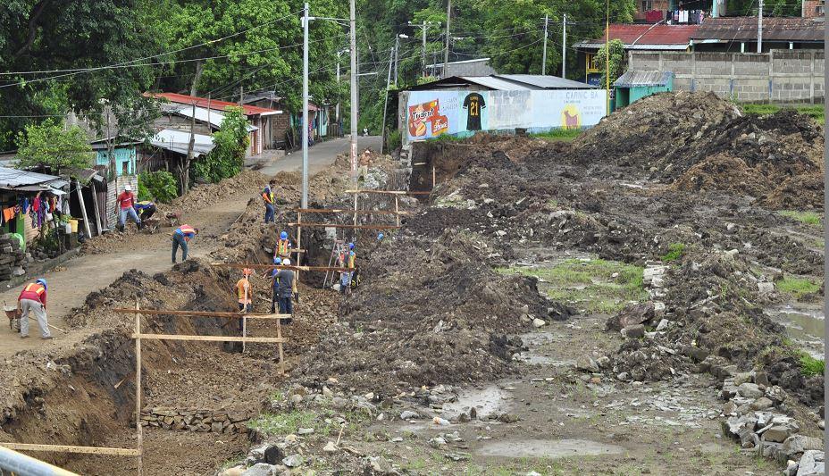 Boaco, lluvias, afectaciones por lluvias