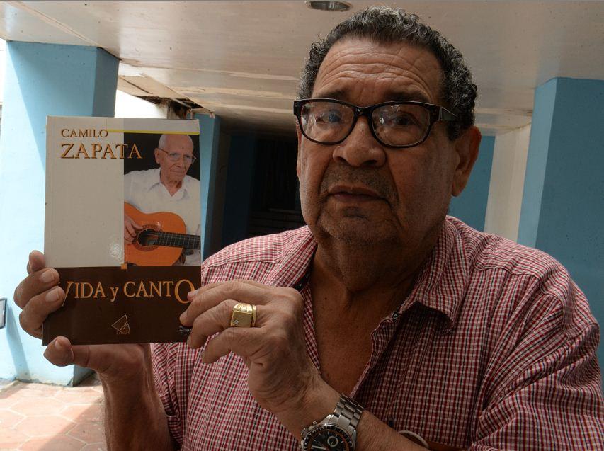 Legado musical de Camilo Zapata es recordado por Joaquín Absalón Pastora