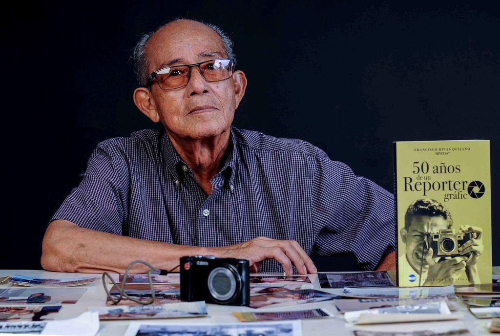 Francisco Rivas Quijano, literatura