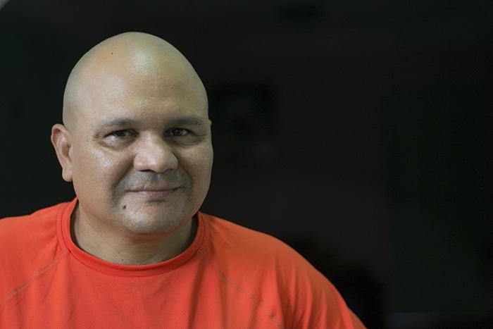 Rosendo Álvarez solo quiere ser entrenador y transmitirle a los jóvenes sus conocimientos