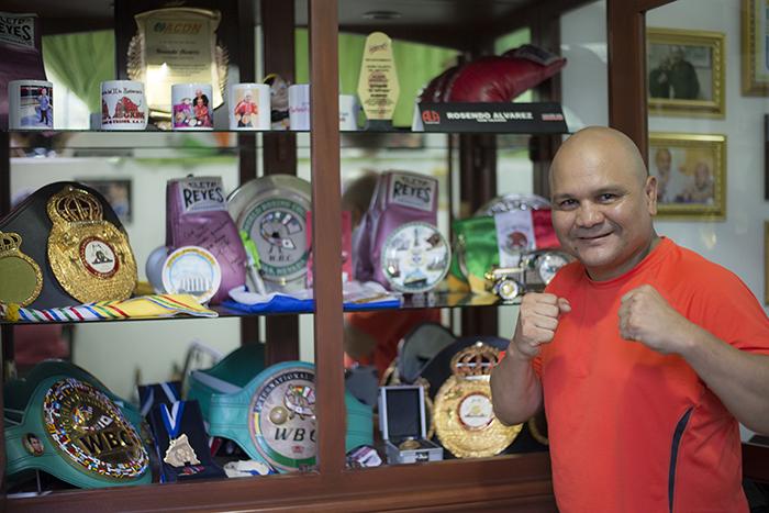 Rosendo Álvarez, boxeo, alcalde de Managua, elecciones municipales