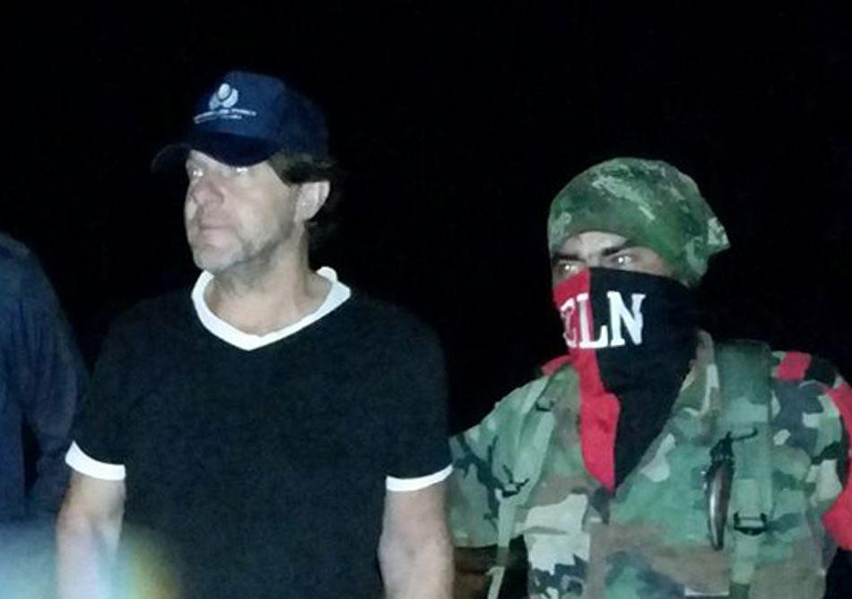 Liberan finalmente a periodistas holandeses secuestrados por guerrilla colombiana