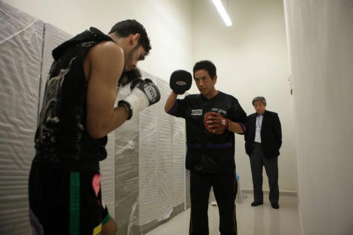 El entrenador japonés Sendai Tanaka es uno de los mejores del continente asiático. Foto: Cortesía.