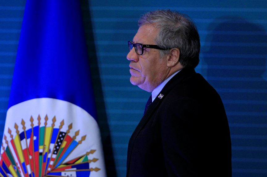 Luis Almagro,OEA, Venezuela
