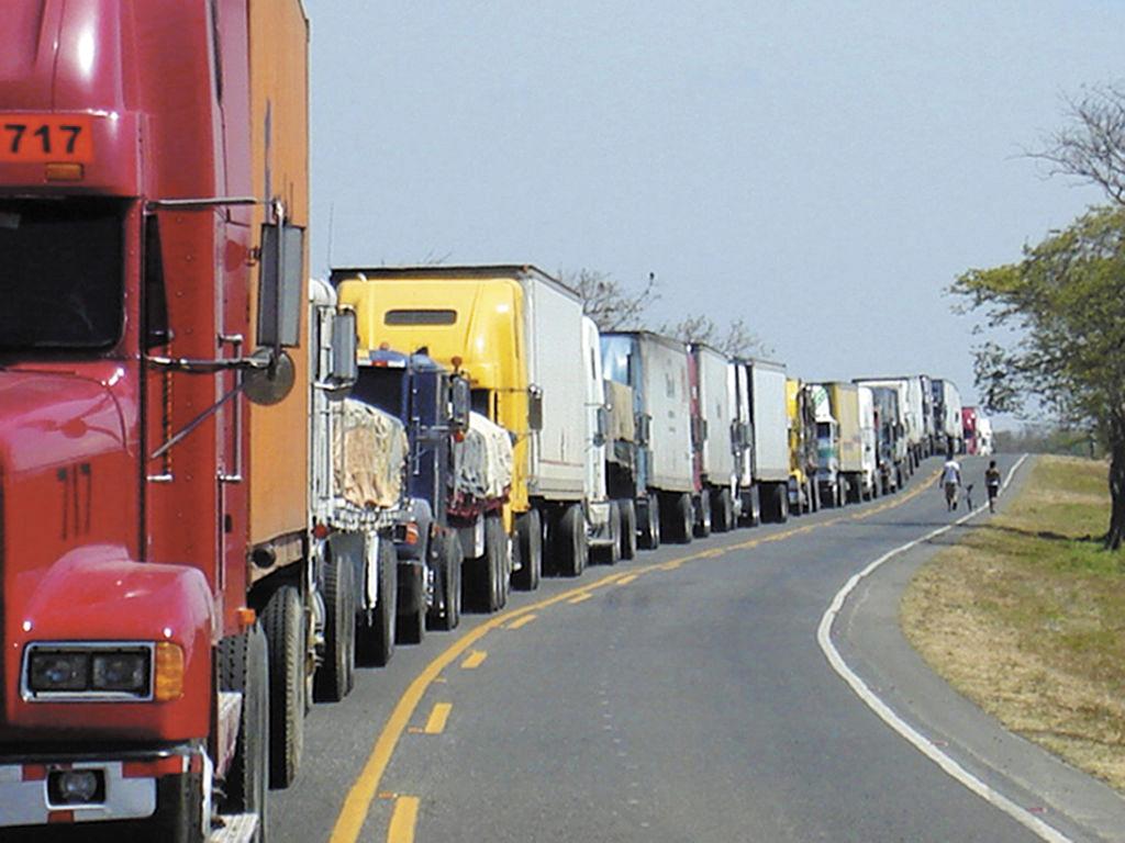 unión aduanera, FRONTERAS, Guatemala, Honduras
