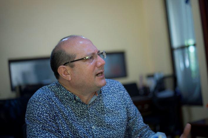 """Jurista Alejandro Aguilar: Asamblea Nacional """"se pervirtió"""""""