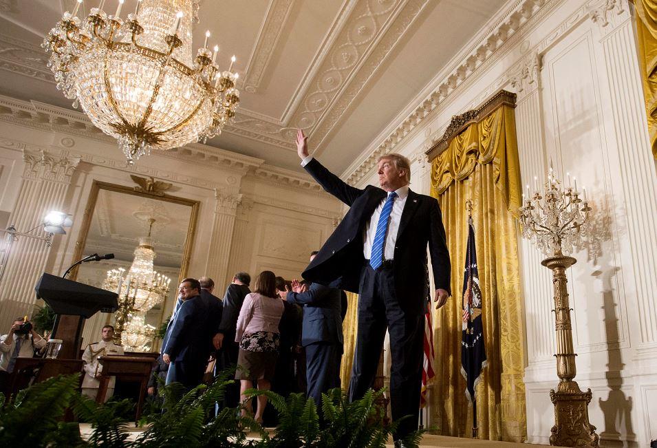 veto migratorio, Donald Trump, Estados Unidos