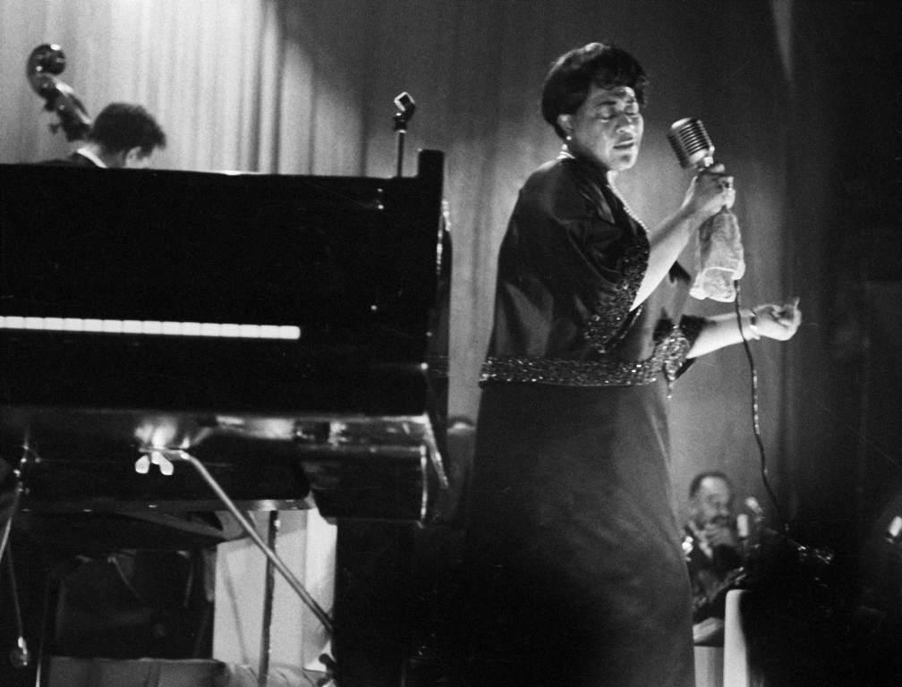 jazz, Ella Fitzgerald