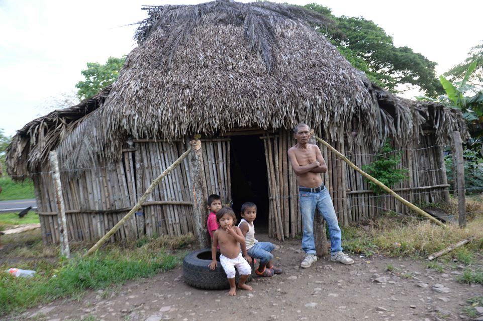 Comunidades de San Miguelito afectadas por reclamar proyecto del Canal Interoceánico