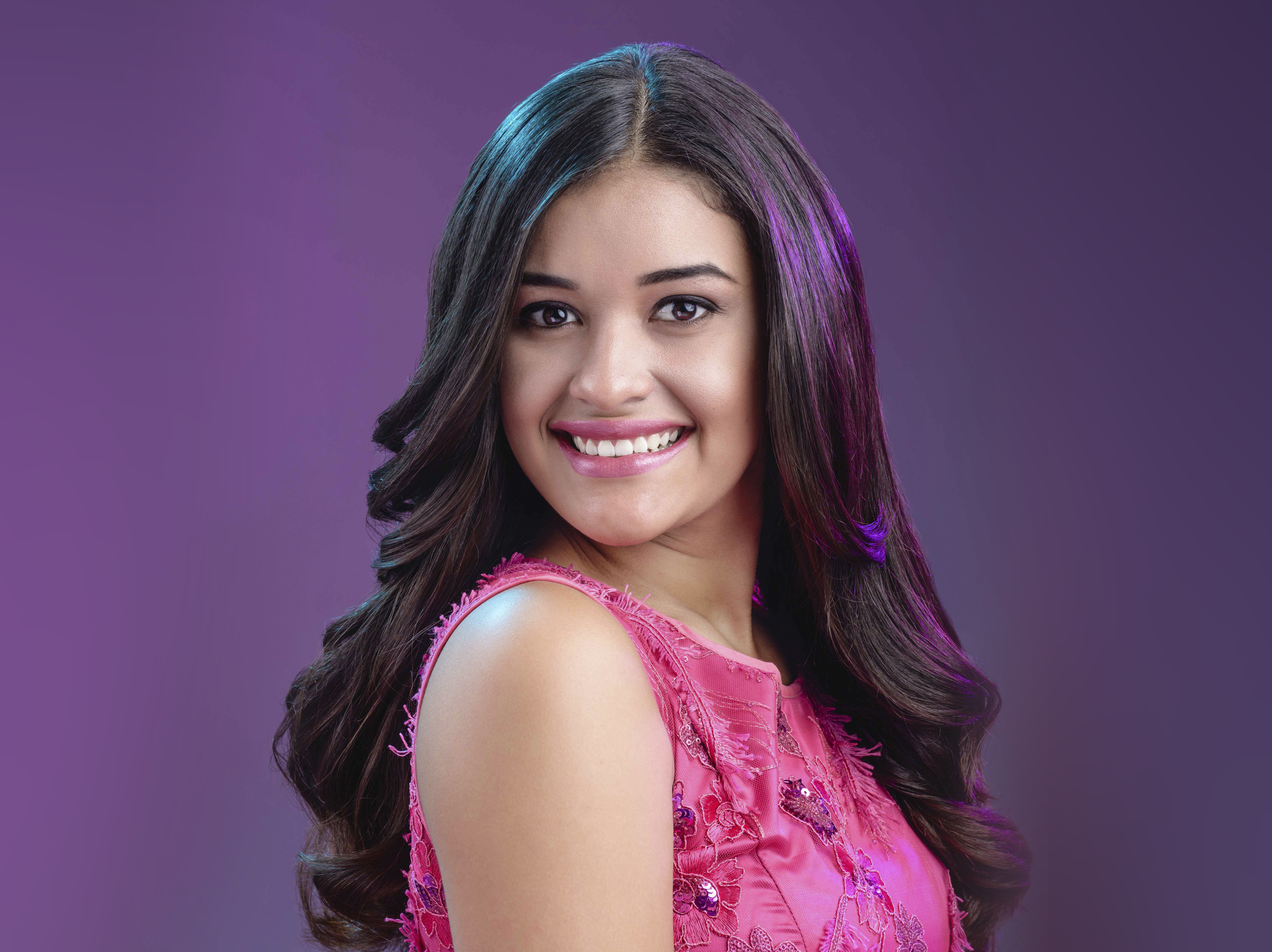 Aryely Oporta, Miss Teen Nicaragua