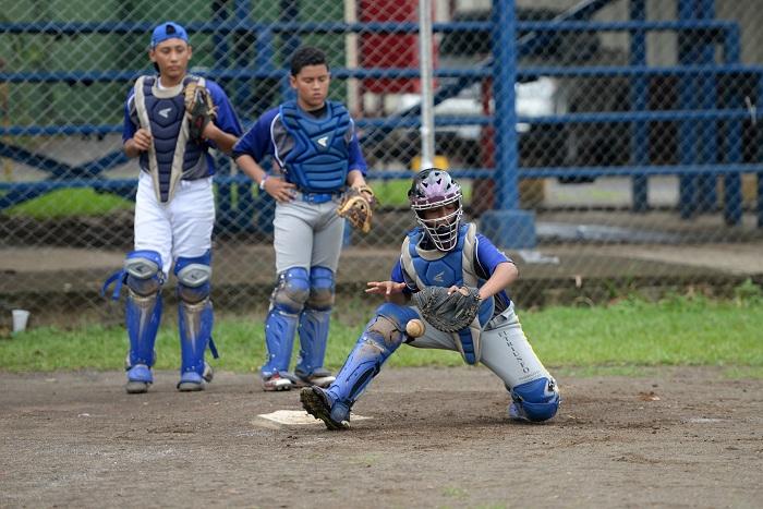 La Selección Nicaragüense de Beisbol Sub-12 tiene a 21 peloteros por el momento. LA PRENSA/ROBERTO FONSECA