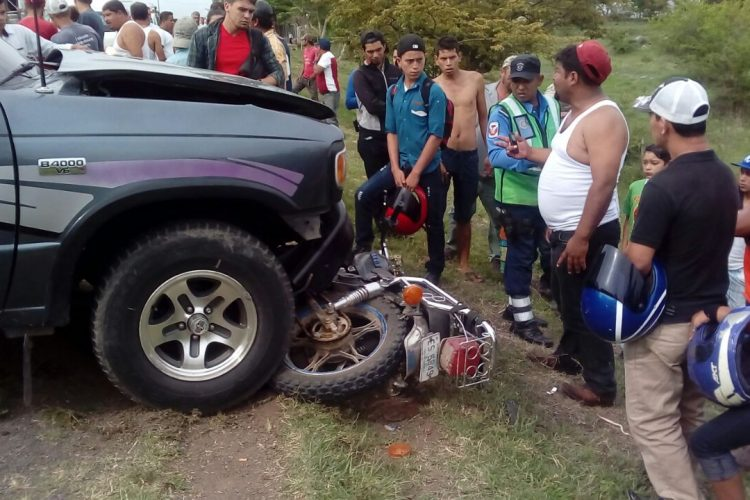 Muertes por accidentes de tránsito sin frenos en vías de Nicaragua