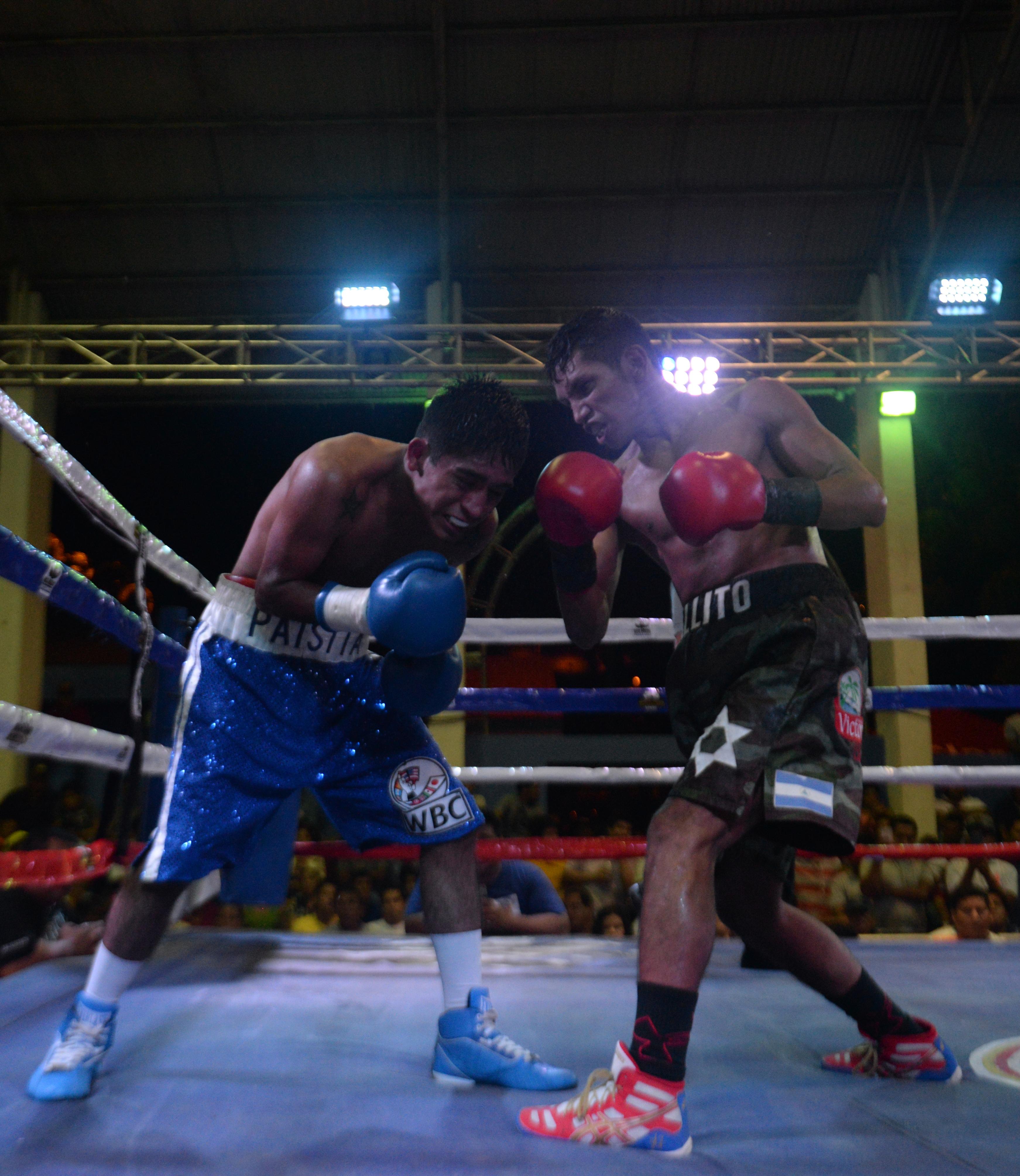 Byron Rojas piensa que tendrá una pelea difícil, pero que la ganará. Foto: Roberto Fonseca/ Archivo