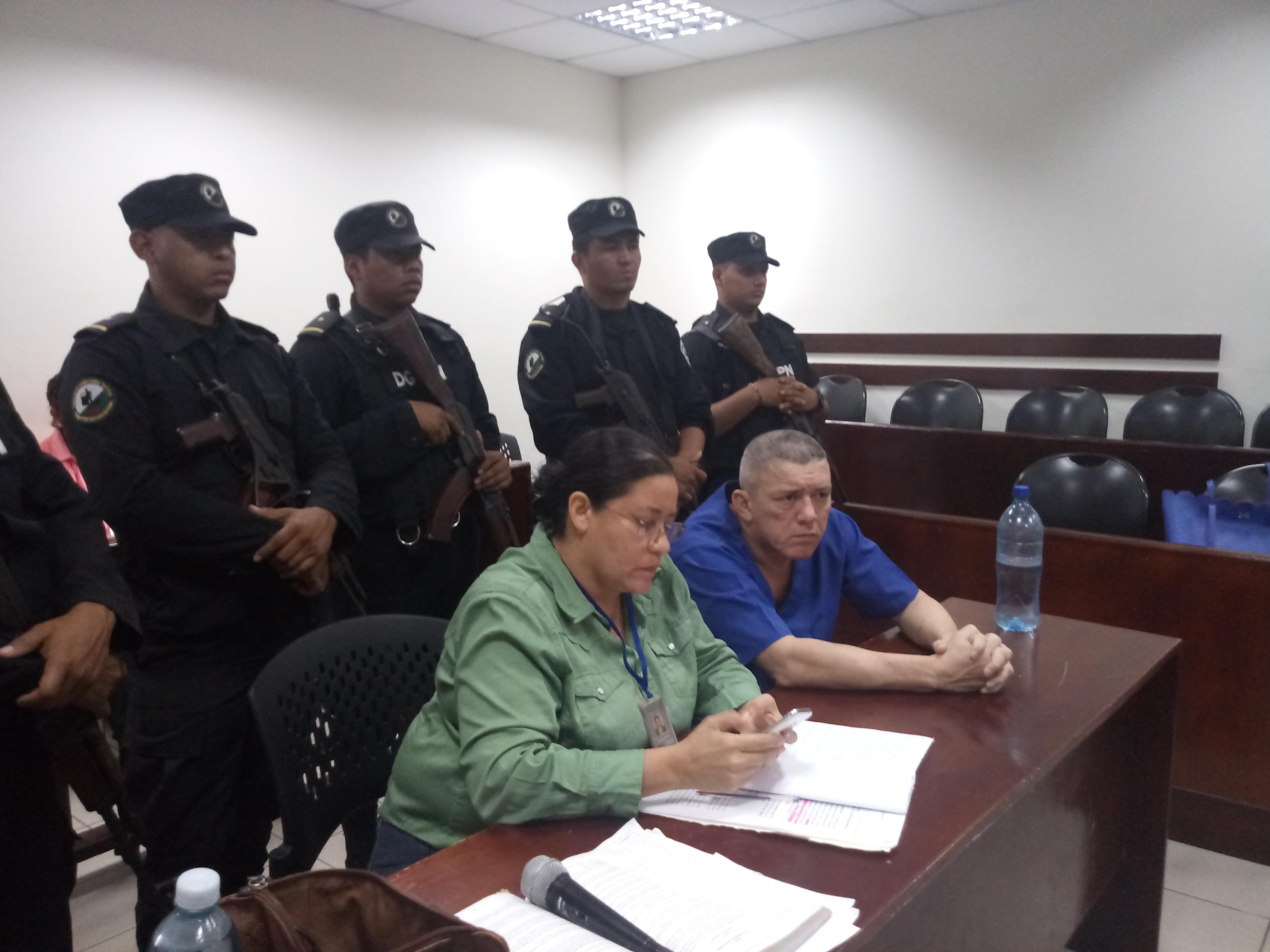 Otro juicio a exsoldado que reclamó al régimen de Daniel Ortega