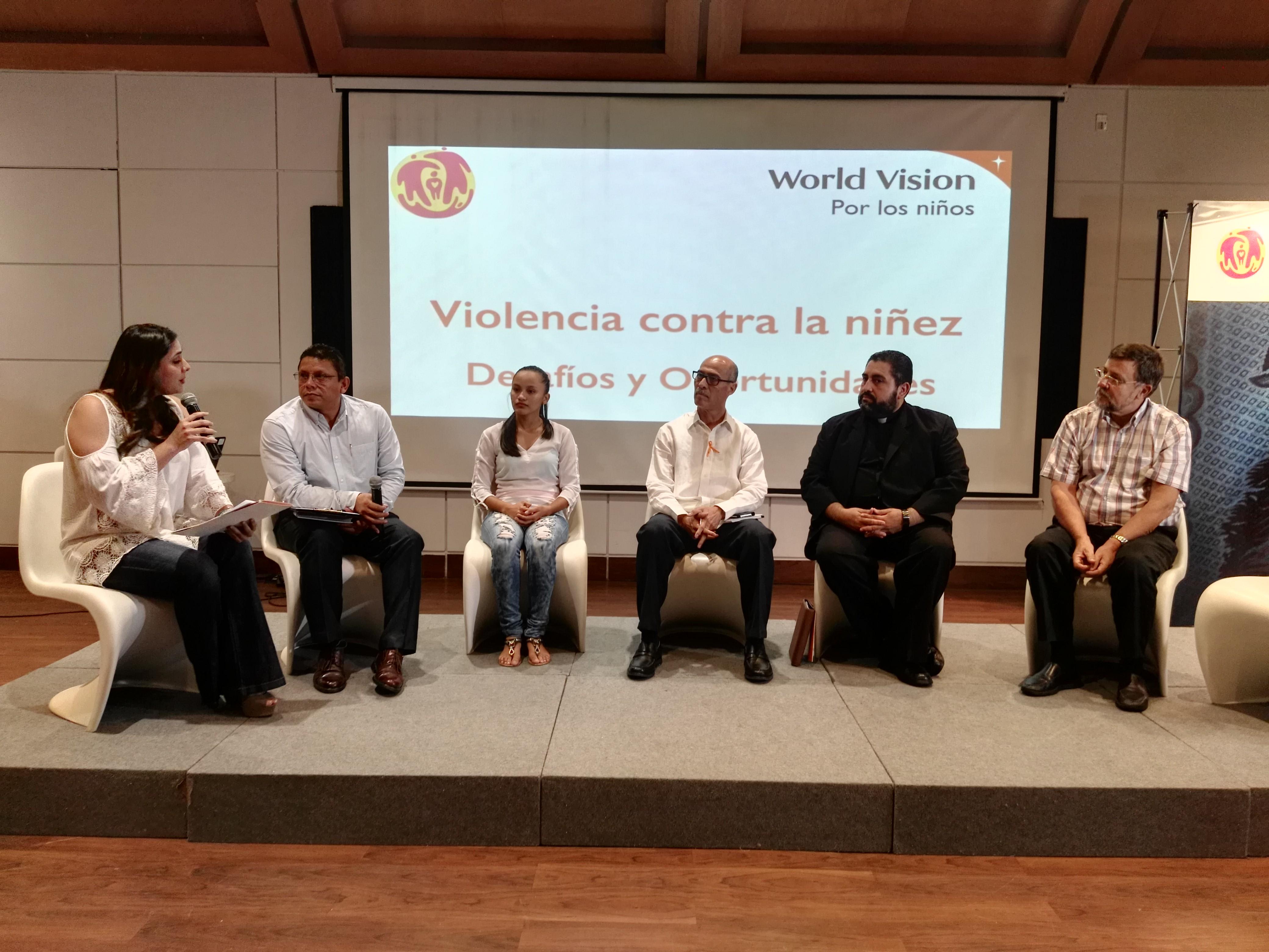 Inicia campaña contra la violencia hacia la niñez en Nicaragua