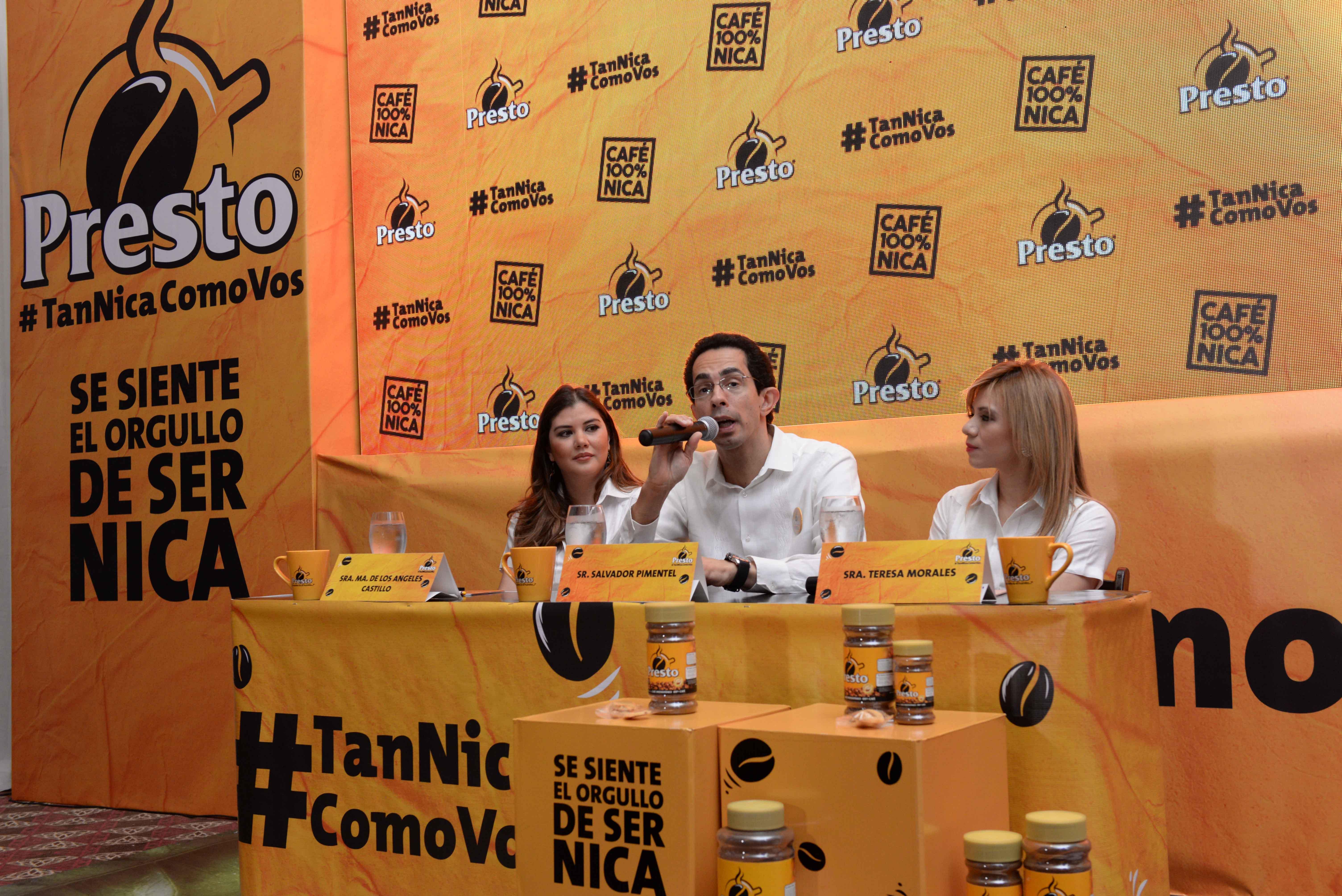 Café Presto estrena campaña