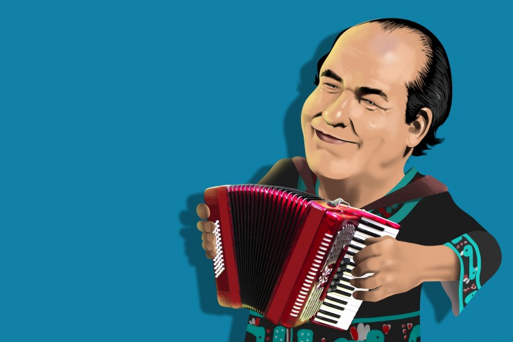 Carlos Mejía Godoy celebra sus 74 años de vida junto a músicos y escritores
