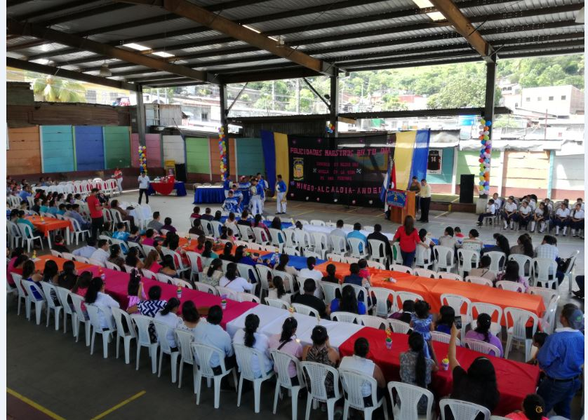 Boaco, maestros, Nicaragua