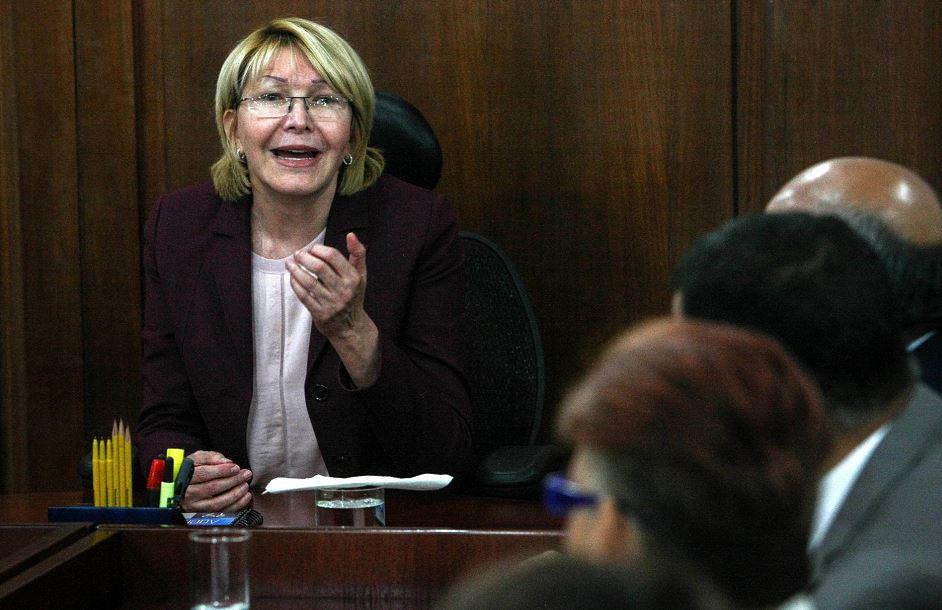 """En Venezuela hay """"terrorismo de Estado"""", según fiscal general"""