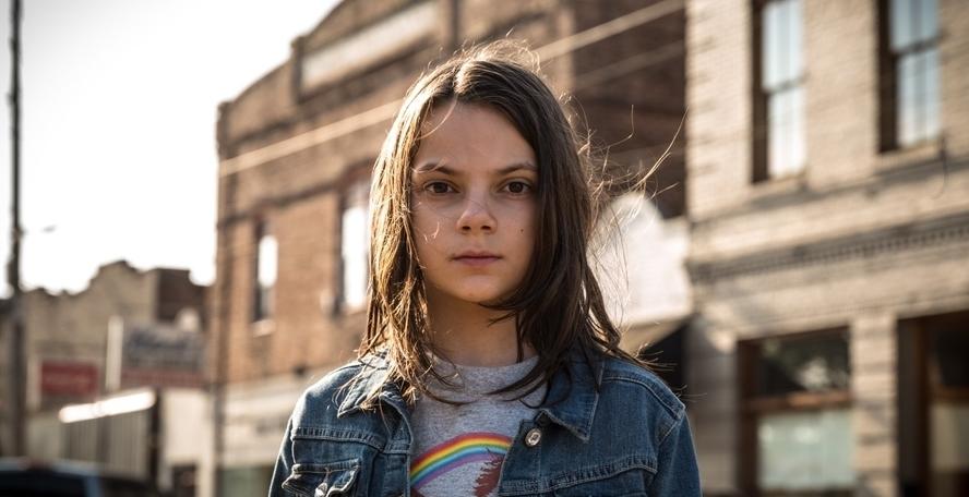 Las niñas son las nuevas heroínas del cine y la TV