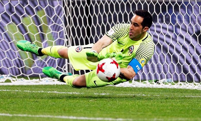 Chile vence en penaltis a Portugal y avanza a final de Copa Confederaciones