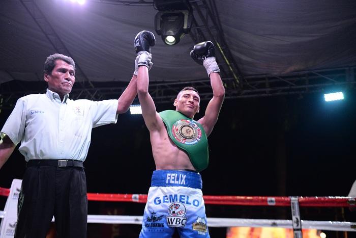 Félix Alvarado ha sido dos veces retador a la corona del mundo. FOTO/LA PRENSA/CARLOS VALLE