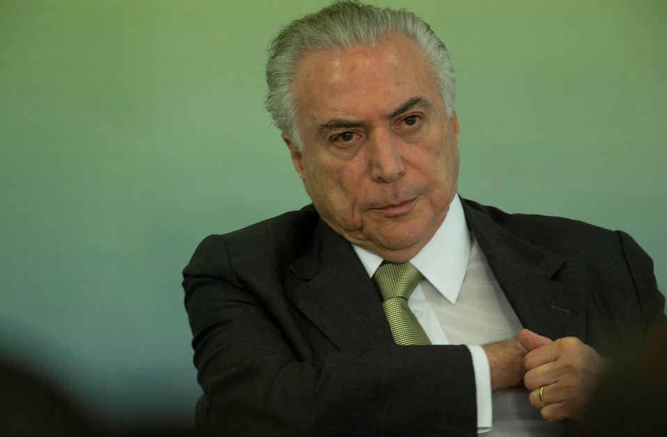 Denuncia por corrupción, Michel Temer, Brasil