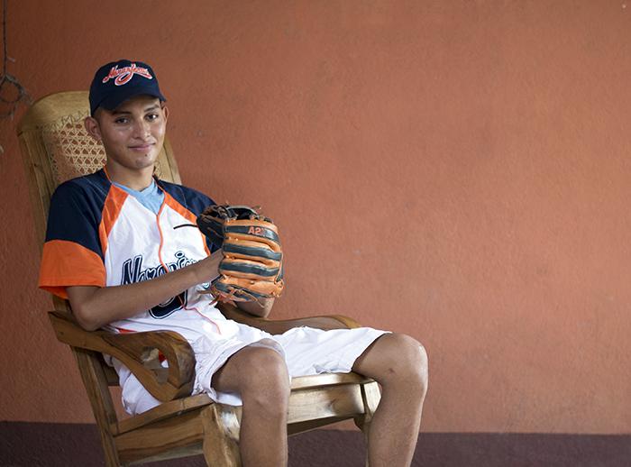 Jesús Garrido fue diagnosticado con el síndrome de Guillain Barré. Actualmente este lo tiene inválido. LAPRENSA/ ÓSCAR NAVARRETE