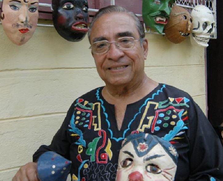Bayardo Ortiz, bailes, máscaras