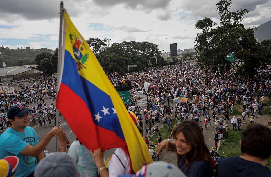 Caracas, Venezuela, Luisa Ortega Díaz, protestas contra Maduro