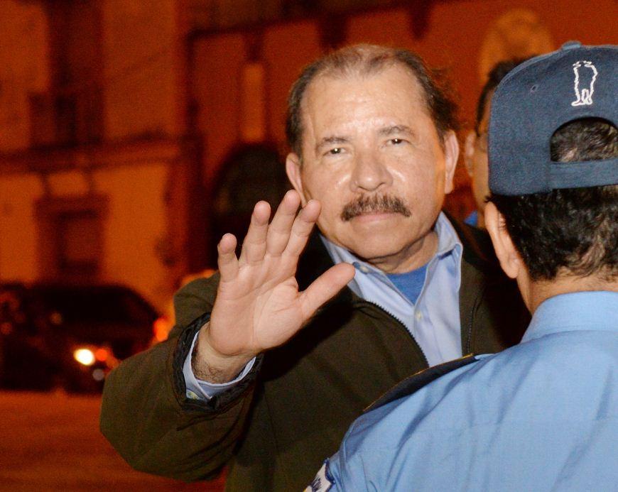 Nicaragua, Daniel Ortega, Medios de comunicación, censura