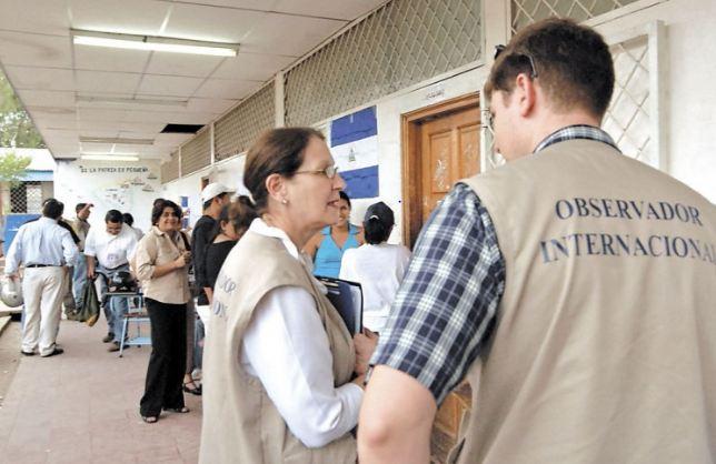 Este mes se espera una misión técnica de observación electoral de la OEA.