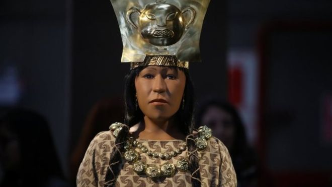 Perú, Dama Cao