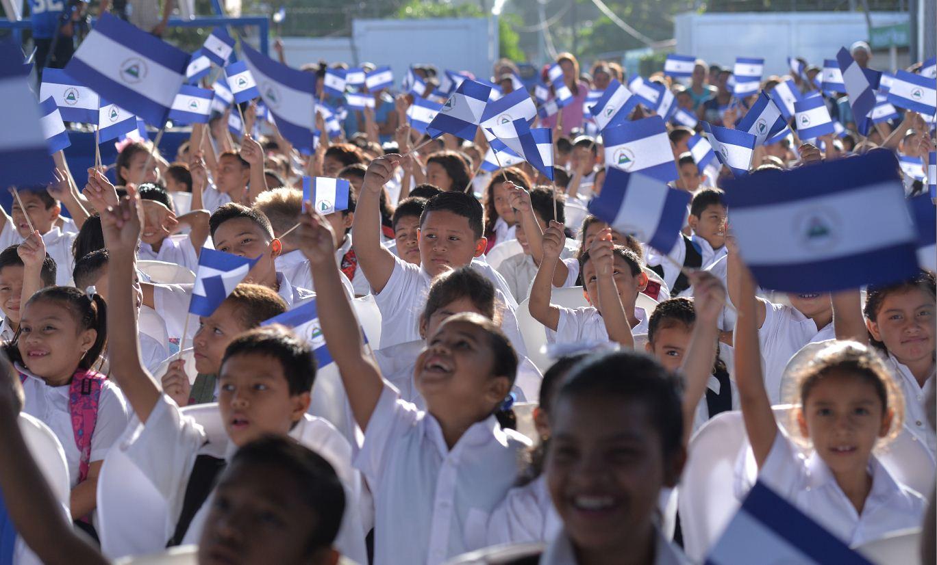 vacaciones, año escolar, Nicaragua, educación