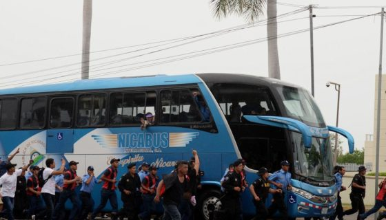 repliegue, repliegue táctico, Nicaragua, FSLN, Daniel Ortega, Rosario Murillo