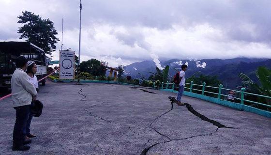 Filipinas, sismos