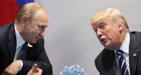 Donald Trump, Vladimir Putin, Estados Unidos, Rusia